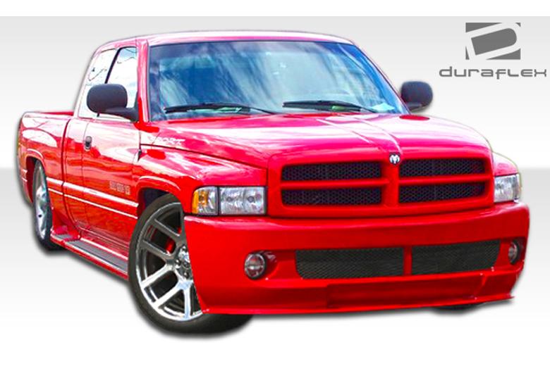 1999 Dodge Ram Duraflex SRT Look Bumper (Front)