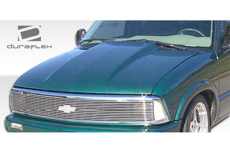 1996 Chevrolet Blazer Duraflex Cowl Hood