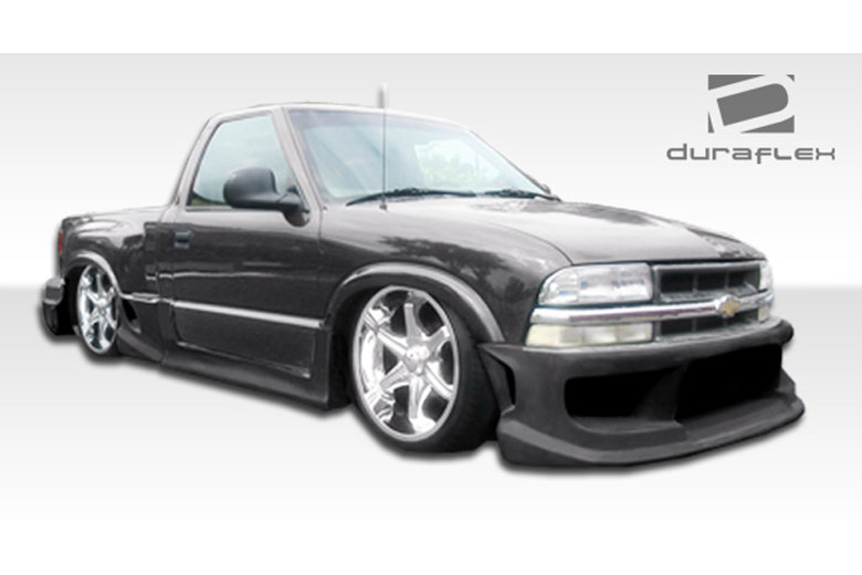 2002 Chevrolet S-10 Duraflex Drifter Body Kit
