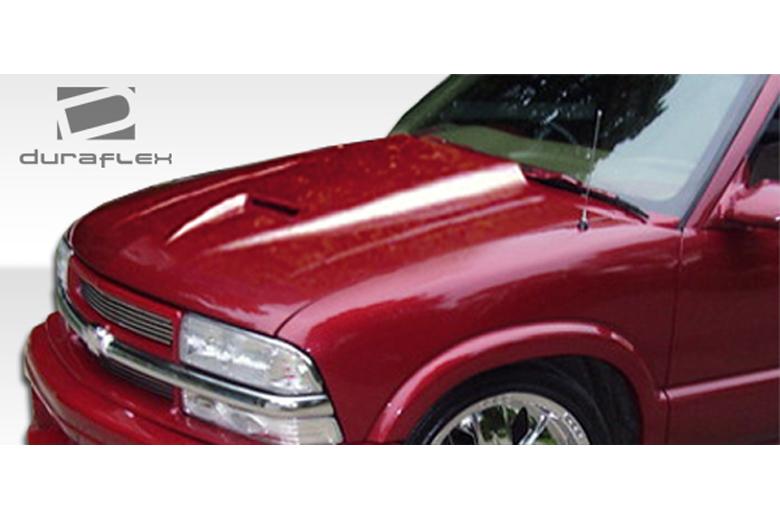 1996 Chevrolet Blazer Duraflex Ram Air Hood