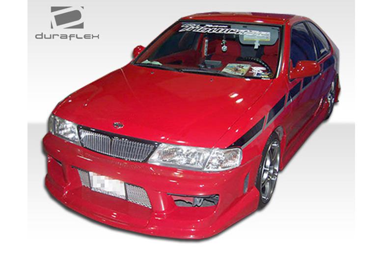 1996 Nissan Sentra Duraflex Drifter Bumper (Front)
