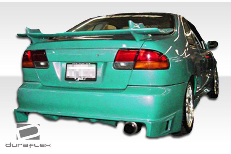 1996 Nissan Sentra Duraflex Drifter Bumper (Rear)