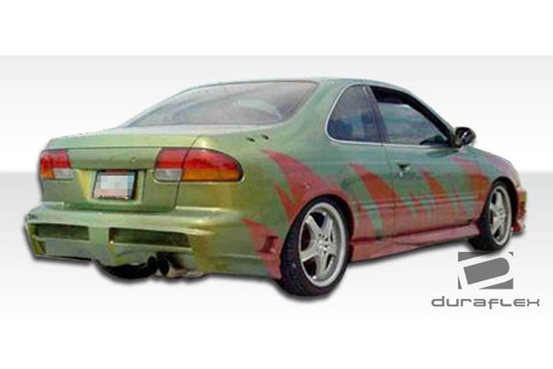 1996 Nissan Sentra Duraflex Xtreme Bumper (Rear)