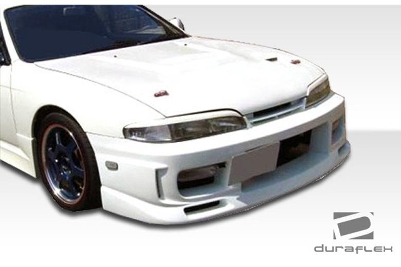 1995 Nissan 240SX Duraflex C-Speed Bumper (Front)