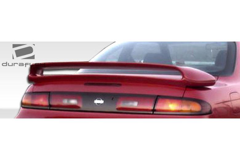 1998 Nissan 240SX Duraflex Vader Spoiler