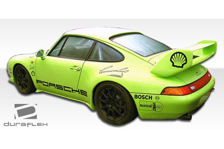 1997 Porsche 911 Duraflex Club Sport Sideskirts