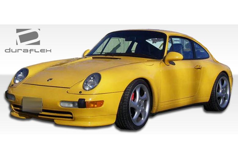 1997 Porsche 911 Duraflex RS Look Front Lip (Add On)