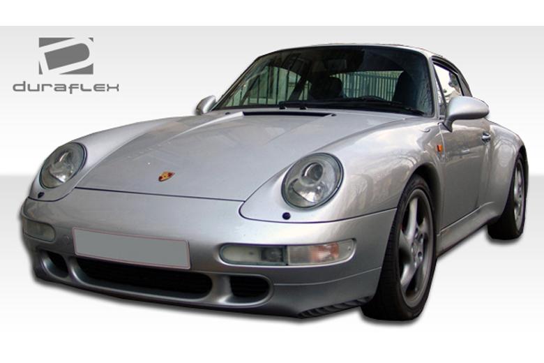 1997 Porsche 911 Duraflex Turbo Look Bumper (Front)