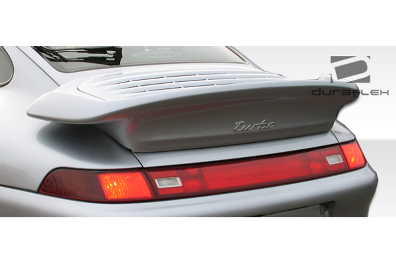 1998 Porsche 911 Duraflex Turbo Look Spoiler