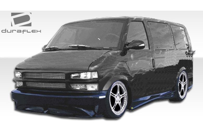 1995 Chevrolet Astro Extreme Dimensions Zenith Body Kit