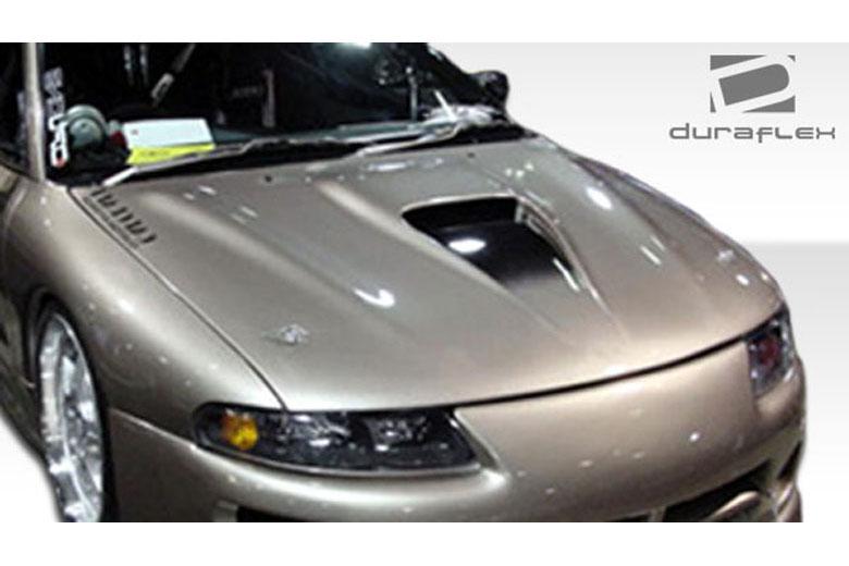 2000 Dodge Avenger Duraflex Viper Hood