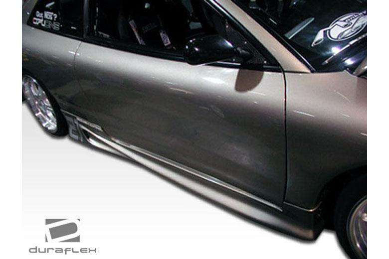 2000 Dodge Avenger Duraflex Viper Sideskirts