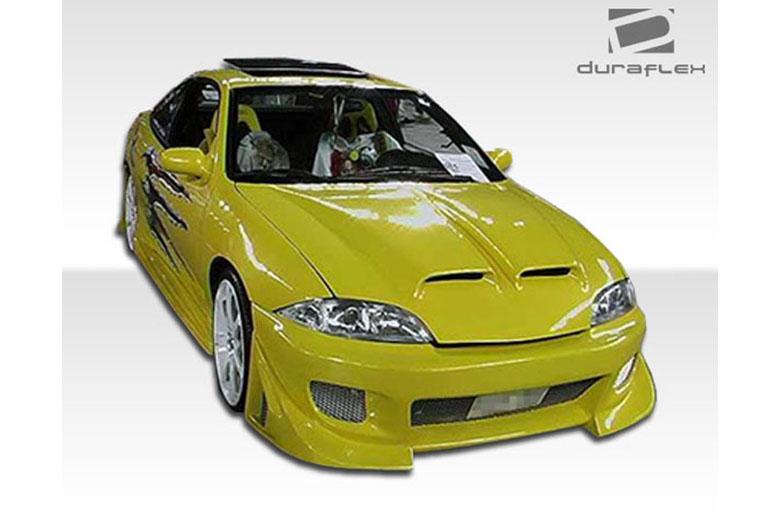 1997 Chevrolet Cavalier Duraflex Blits Bumper (Front)
