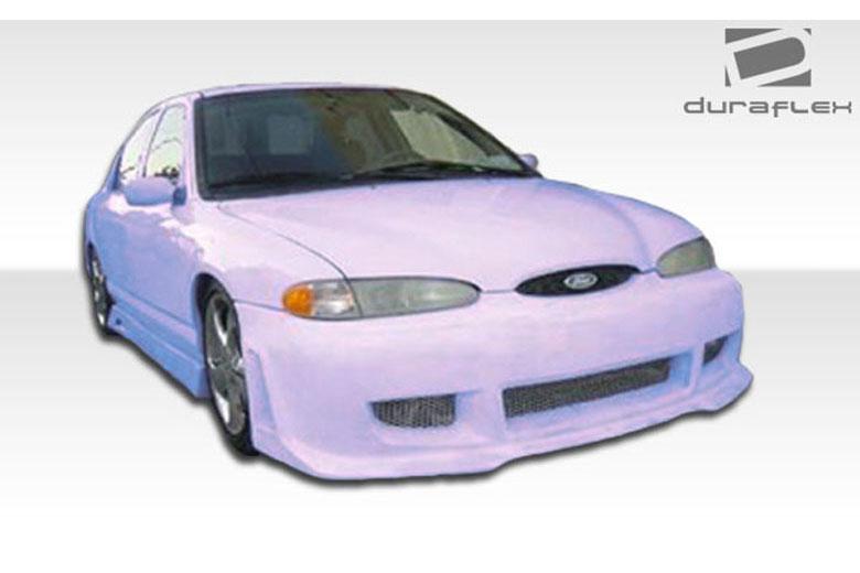 2000 Ford Contour Duraflex Survivor Bumper (Front)