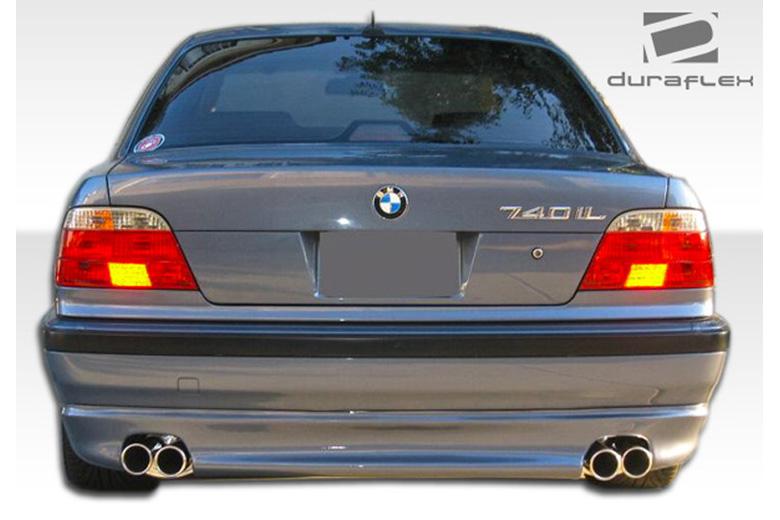 1999 BMW 7-Series Duraflex AC-S Rear Lip (Add On)