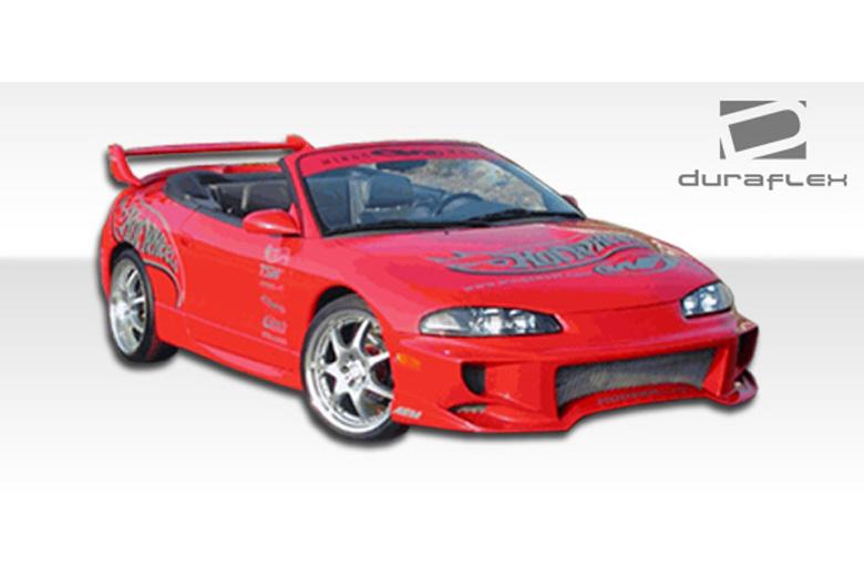 1996 Mitsubishi Eclipse Duraflex Aggressive Bumper (Front)