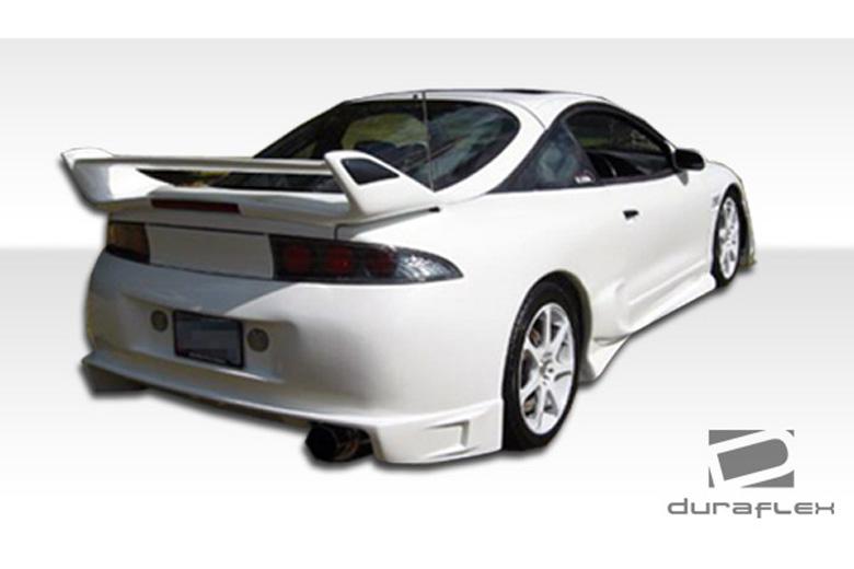 1998 Mitsubishi Eclipse Duraflex Blits Bumper (Rear)