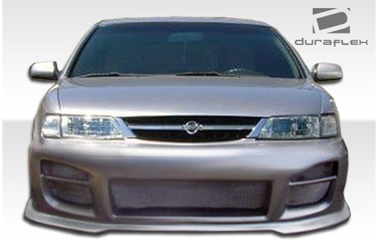 1997 Nissan Maxima Duraflex R34 Bumper (Front)