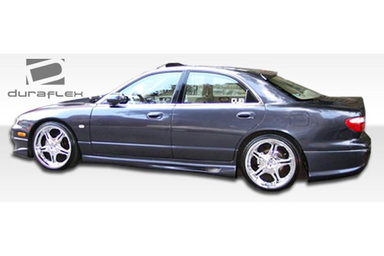 1999 Mazda Millennia Duraflex VIP Sideskirts