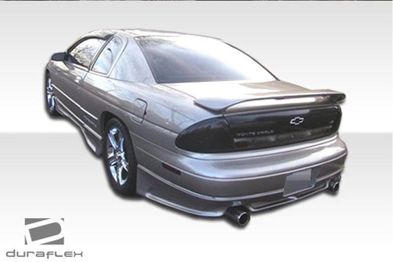 1999 Chevrolet Monte Carlo Duraflex Racer Rear Lip (Add On)