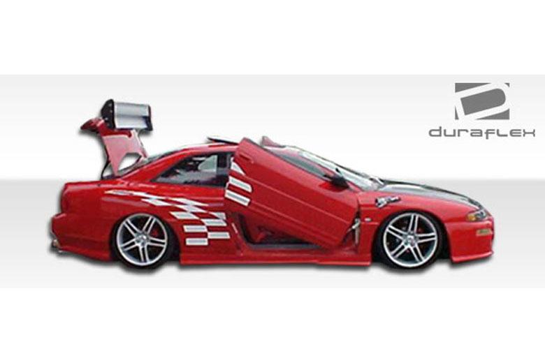 1999 Chrysler Sebring Duraflex M3 Look Sideskirts