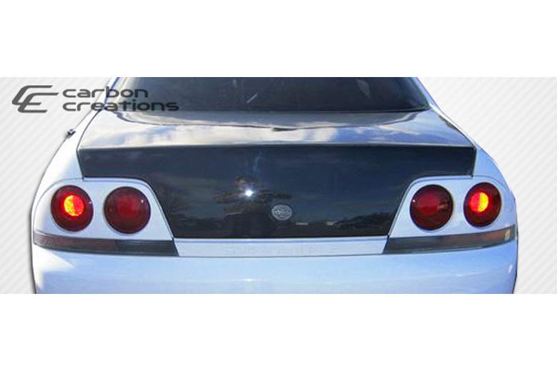 1995 Nissan Skyline Carbon Creations Trunk / Hatch
