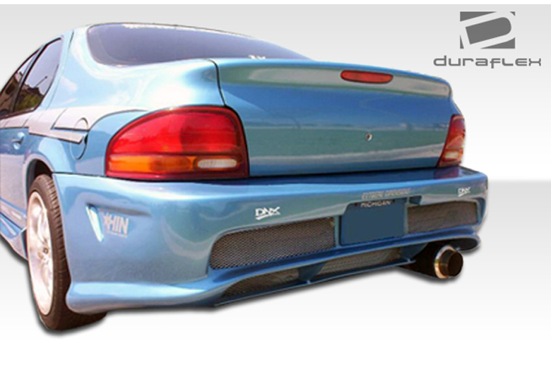 2000 Plymouth Breeze Duraflex Kombat Bumper (Rear)