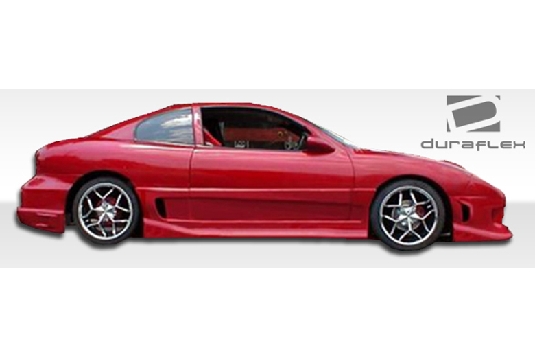 1998 Pontiac Sunfire Duraflex Blits Sideskirts
