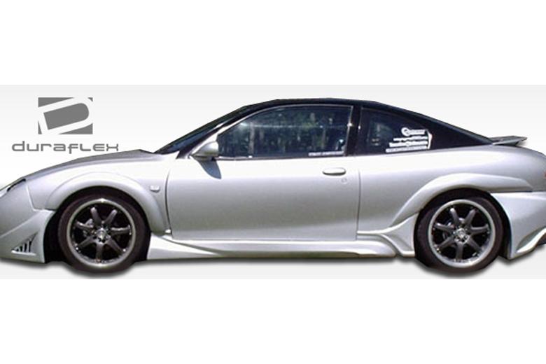 2004 Chevrolet Cavalier Duraflex Millenium Sideskirts