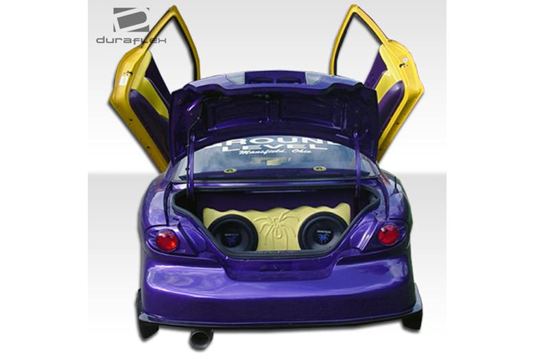 1998 Pontiac Sunfire Duraflex Blits Bumper (Rear)