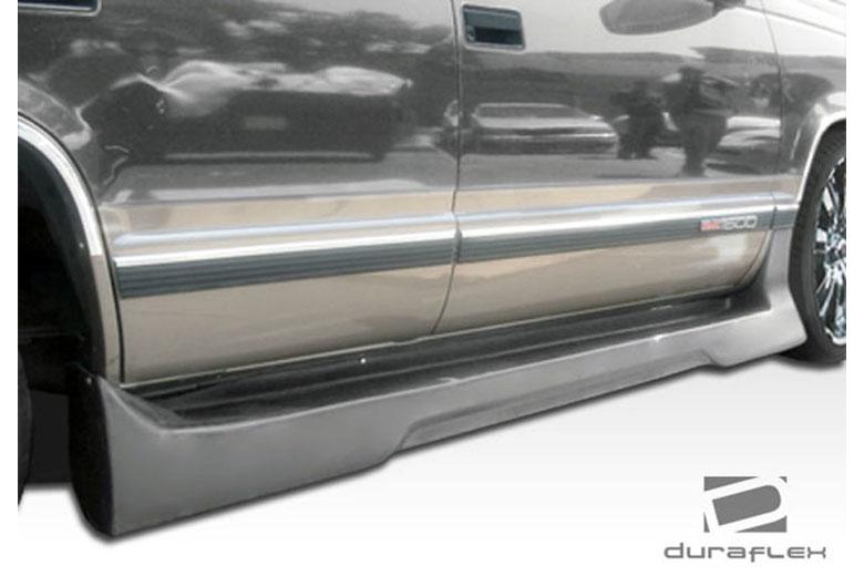 1997 GMC Yukon Duraflex Platinum 2 Sideskirts