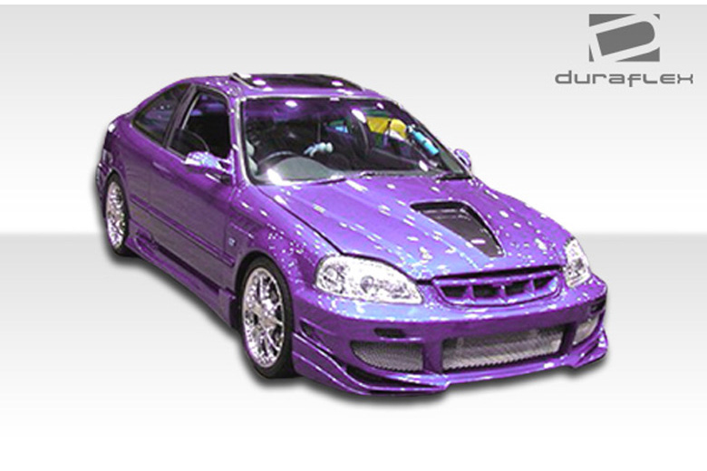 1996 Honda Civic Duraflex AVG Body Kit