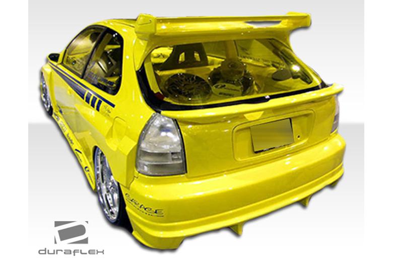 1997 Honda Civic Duraflex Feelz Spoiler