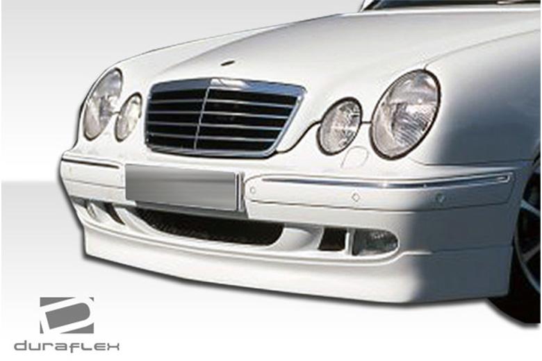 1997 Mercedes E-Class Duraflex BR-S Front Lip (Add On)