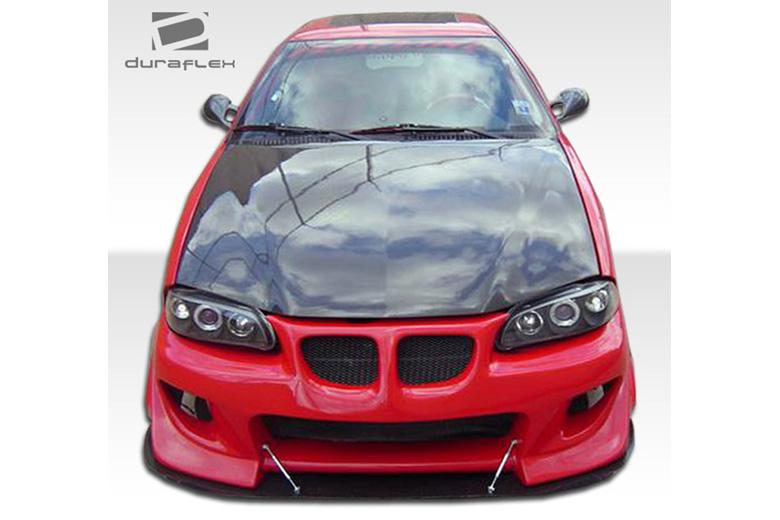 1998 Pontiac Grand Am Duraflex Blits Bumper (Front)