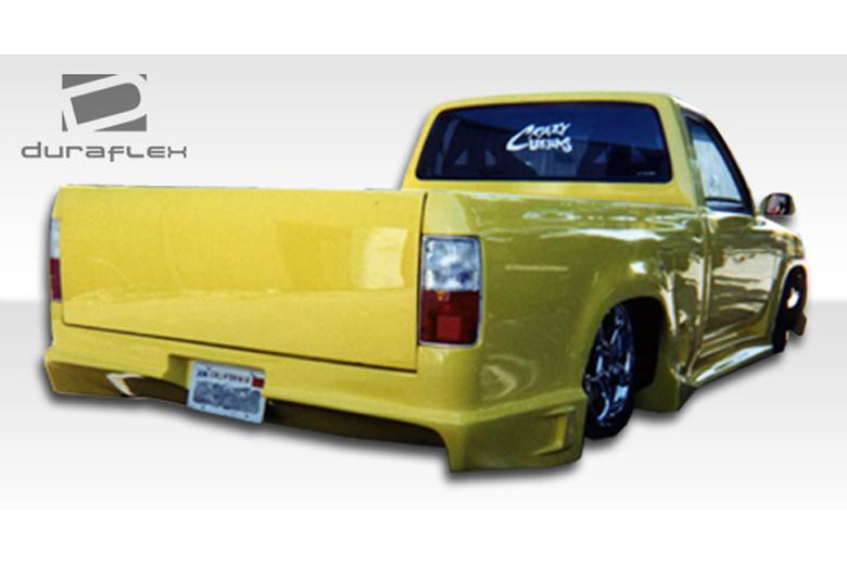 1999 Toyota Tacoma Duraflex Drifter Bumper (Rear)