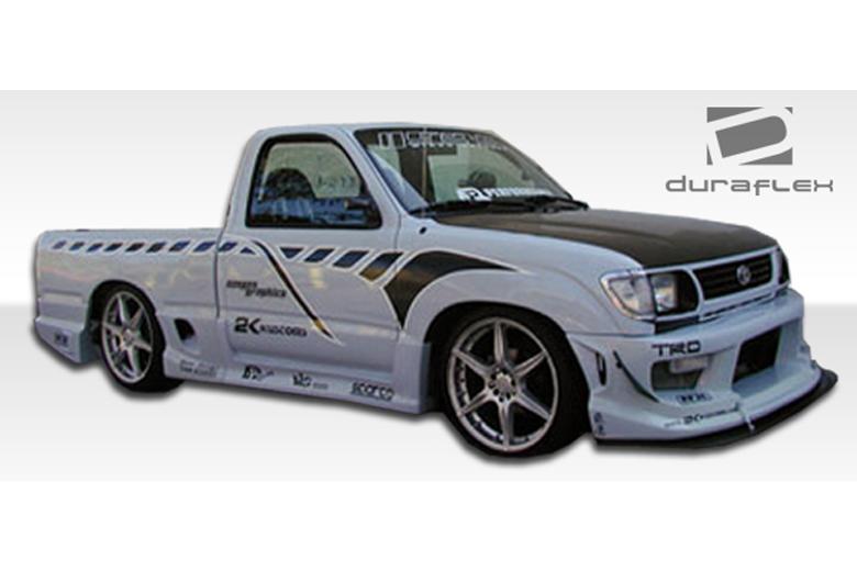 1999 Toyota Tacoma Duraflex Drifter Sideskirts