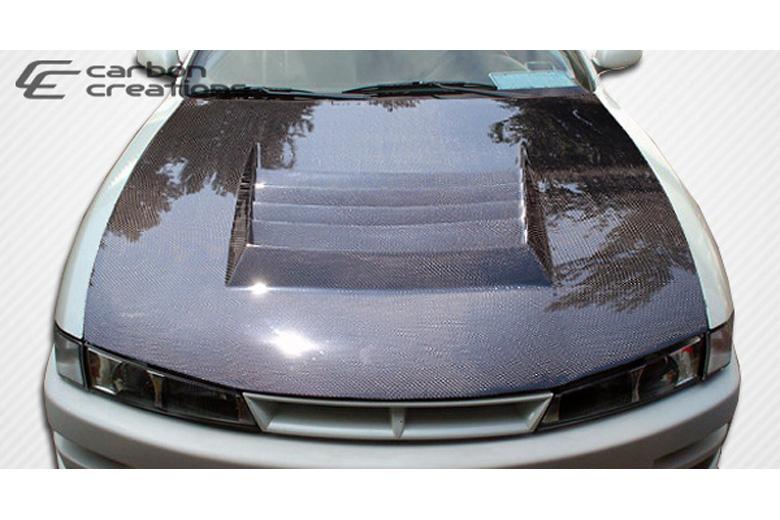 1997 Nissan 240SX Carbon Creations D-1 Hood
