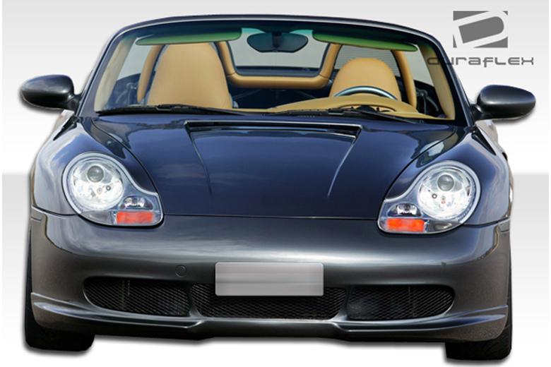 1998 Porsche Boxster Duraflex G-Sport Front Lip (Add On)