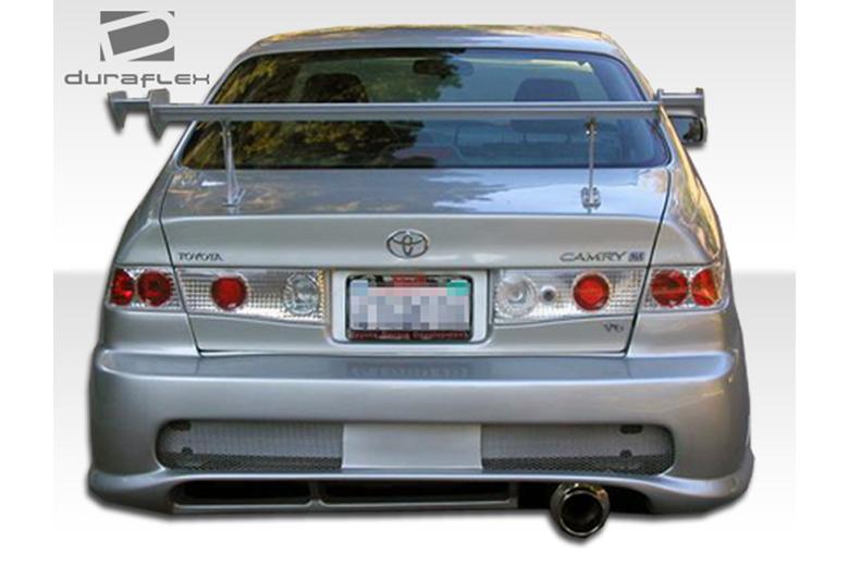 1998 Toyota Camry Duraflex Kombat Bumper (Rear)
