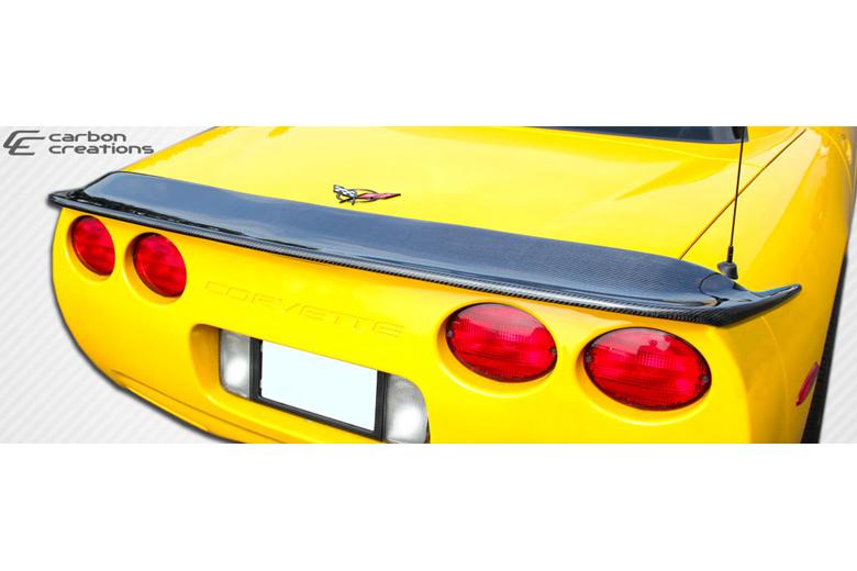 2004 Chevrolet Corvette Carbon Creations CV-G Spoiler