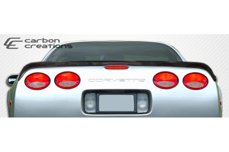 2004 Chevrolet Corvette Carbon Creations S-Design Spoiler