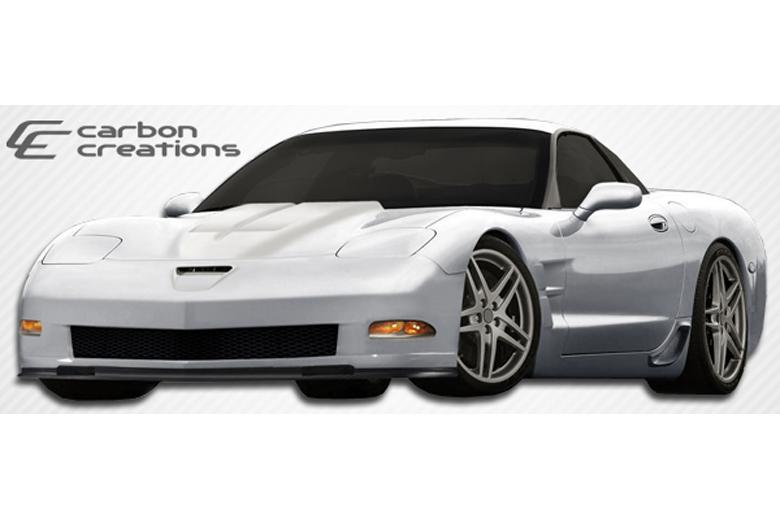 2004 Chevrolet Corvette Carbon Creations ZR Edition Body Kit