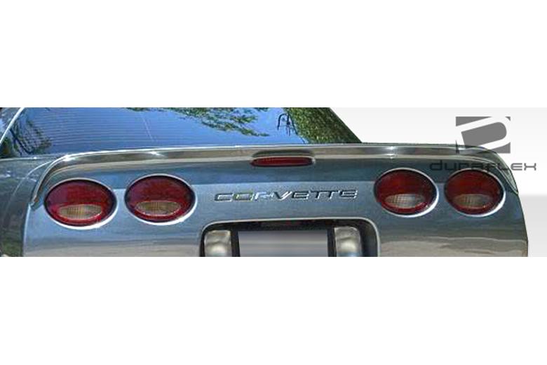 2004 Chevrolet Corvette Duraflex S-Design Spoiler