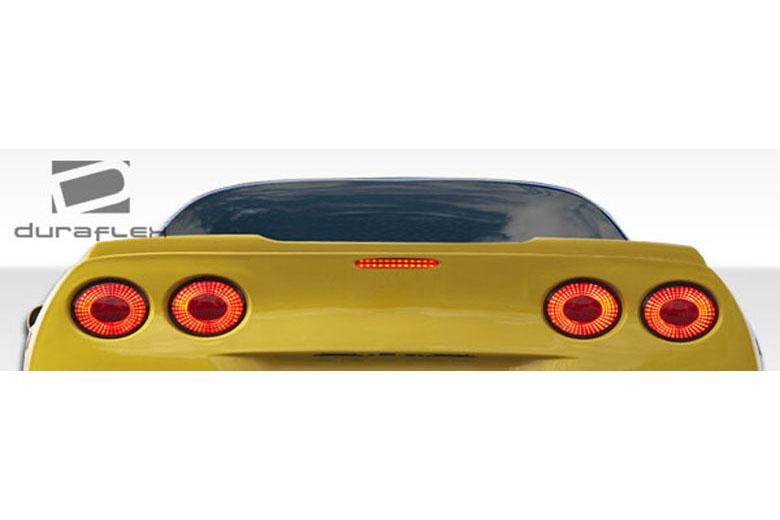 2004 Chevrolet Corvette Duraflex ZR Edition Spoiler