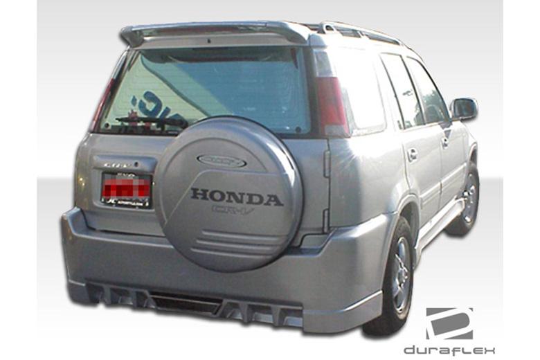 1998 Honda CR-V Duraflex Evo 5 Bumper (Rear)