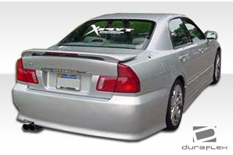 2001 Mitsubishi Diamante Duraflex VIP Bumper (Rear)