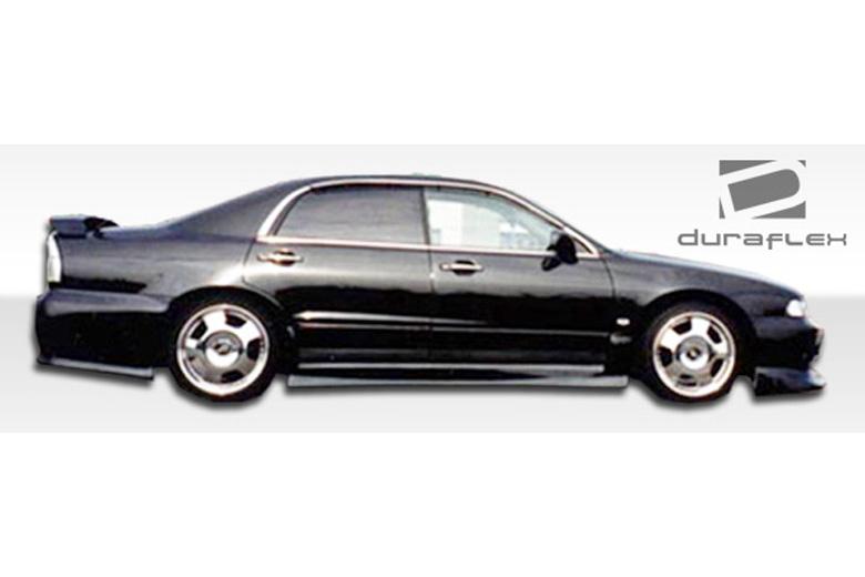 2001 Mitsubishi Diamante Duraflex VIP Sideskirts