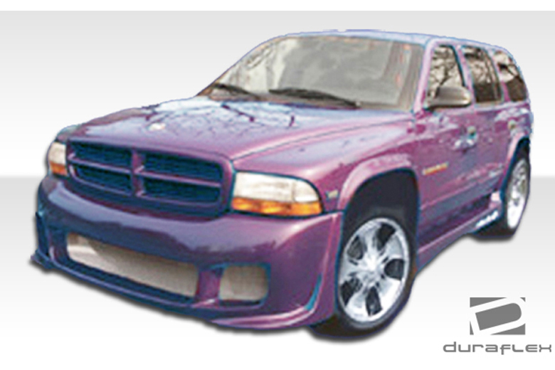 2002 Dodge Durango Duraflex Platinum Bumper (Front)