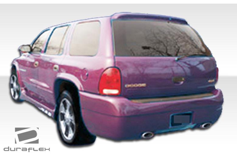 2002 Dodge Durango Duraflex Platinum Sideskirts